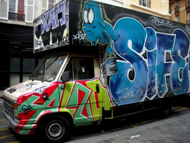 Piece Par Sife - Paris (France)