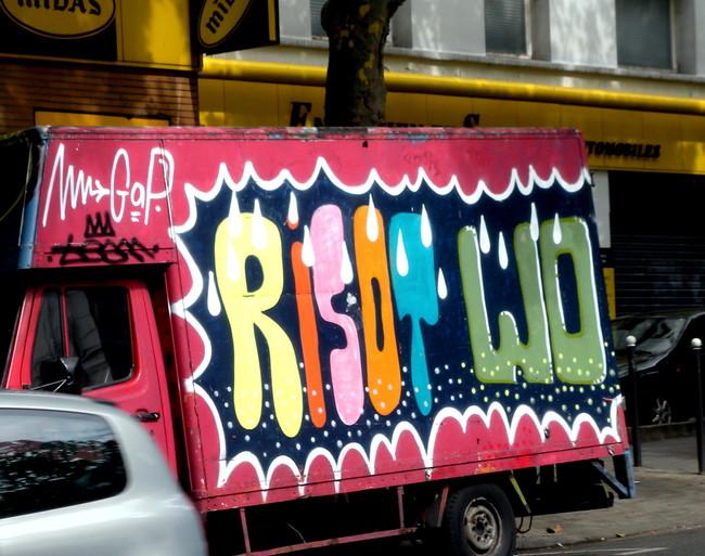 Piece Par Risot - Paris (France)