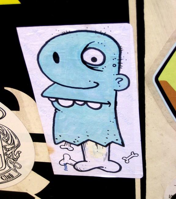 Street Art Par Josh - Philadelphie (PA)