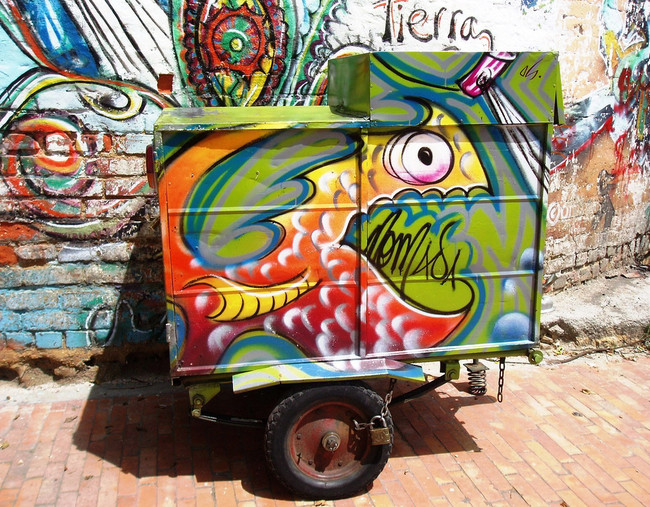 Characters By Moms - Bogota (Colombia)