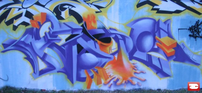 Piece By Redone - St-Michel (France)