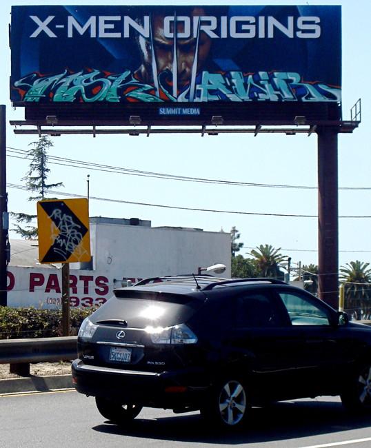Piece By Augor, Revok - Los Angeles (CA)