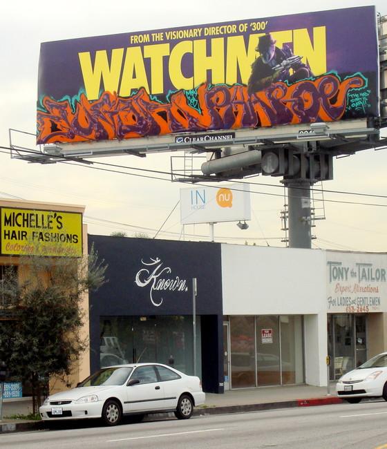 Piece By Augor, Pharoe - Los Angeles (CA)