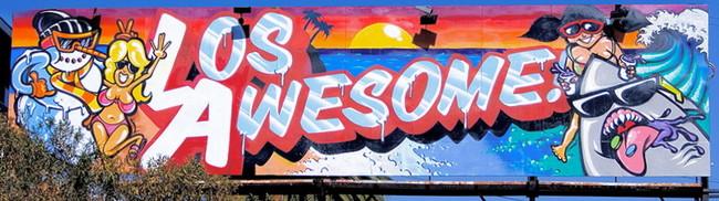Big Walls By Rime, Augor, Revok - Los Angeles (CA)