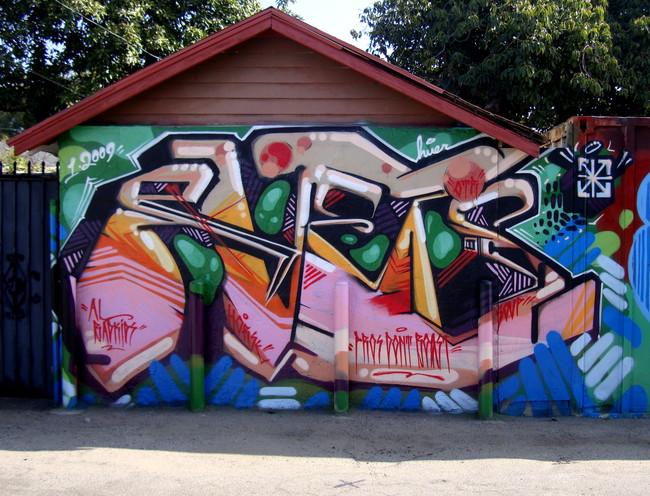 Piece Par Ruets - Los Angeles (CA)