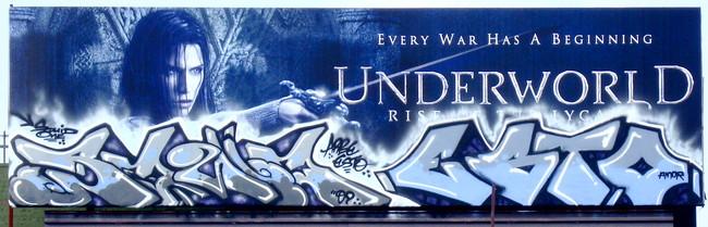 Piece By Esto, Squid - Los Angeles (CA)