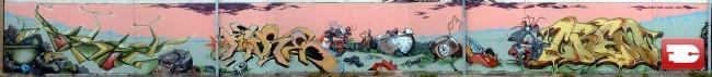 Fresques Par Cren - Hannover (Allemagne)