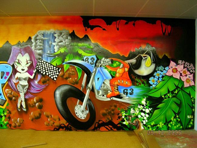 Fresques Par Emo - Cherbourg-Octeville (France)