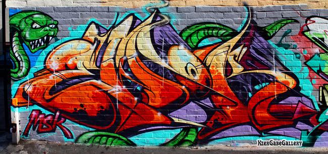 Piece By Ewok1 - Los Angeles (CA)
