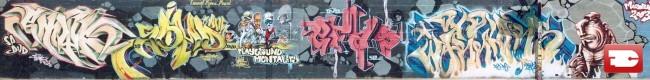 Fresques Par Efas, Soho - Arras (France)