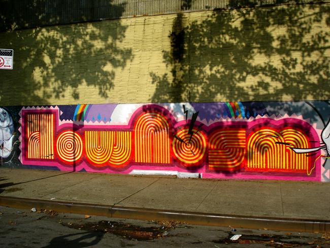 Piece By Nosm, How - New York City (NY)