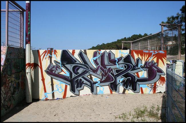 Piece By Reks - Arcachon (France)