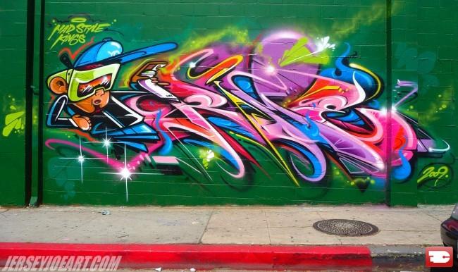 Piece By Rime - Los Angeles (CA)