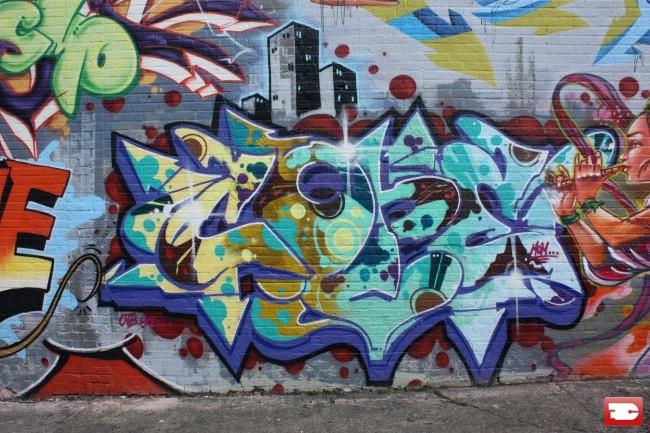 Piece By Cope2 - New York City (NY)