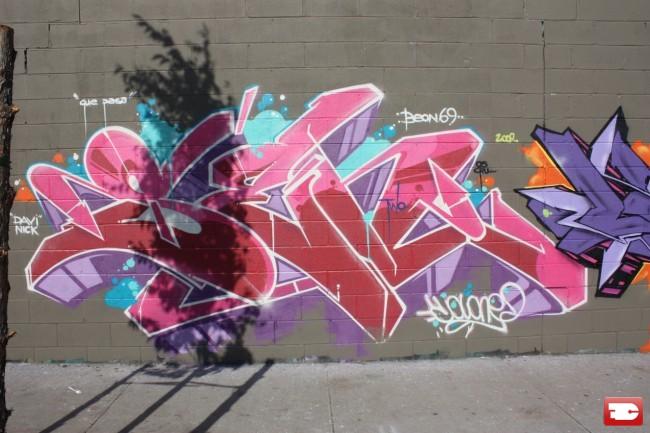 Piece By Sen2 - New York City (NY)