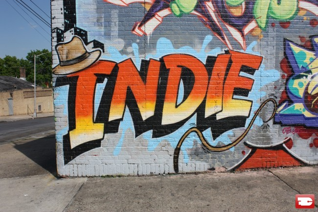 Piece Par Indie 184 - New York City (NY)