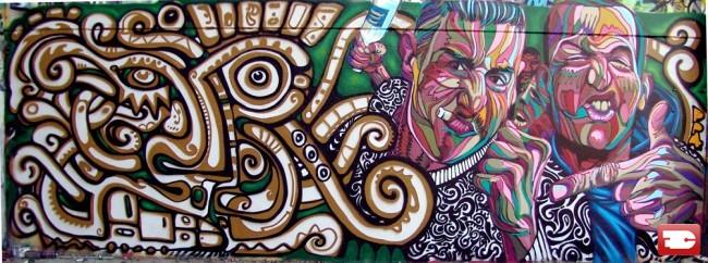 Big Walls By Shaka, Nosbe - Evry (France)