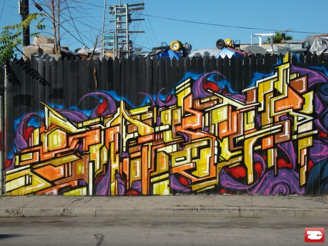 Piece By Saber - Los Angeles (CA)