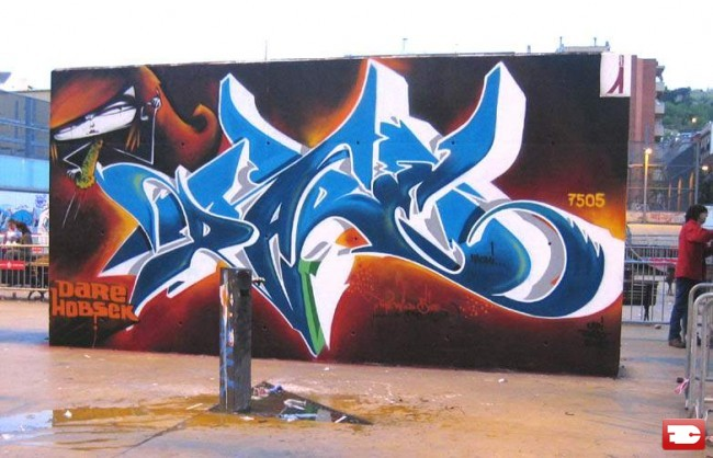 Piece By Dare - Barcelona (Spain)