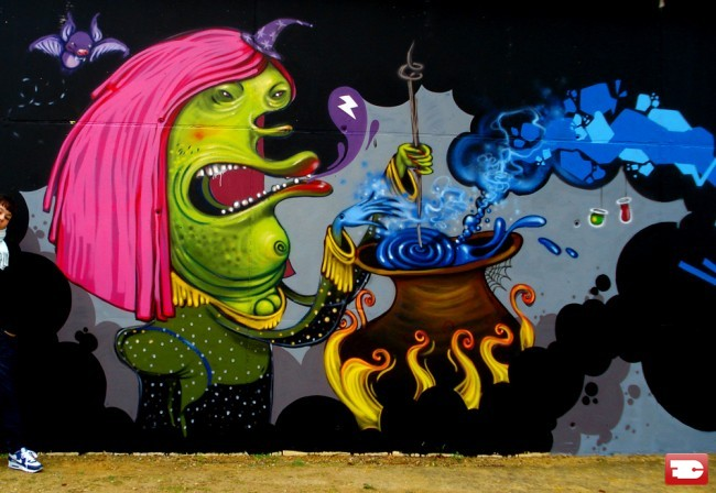 Characters By Lahe - Seville (Spain)