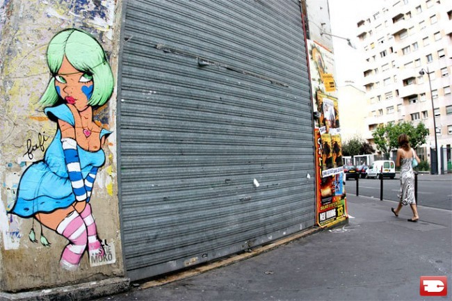 Characters By Fafi - Paris (France)