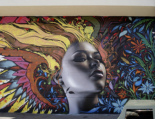 Characters by el mac reyes san francisco ca street for Graffitis y murales callejeros