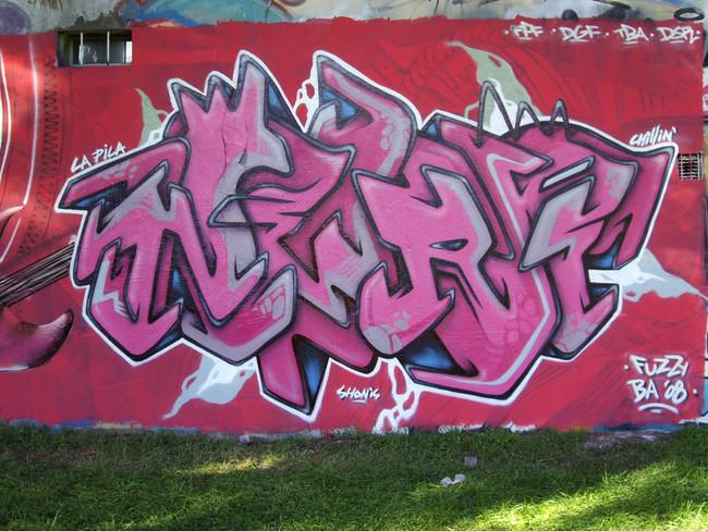 Piece Par Nerf - Buenos Aires (Argentine)