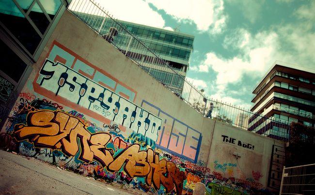 Piece Par Asher, Syner - Paris (France)
