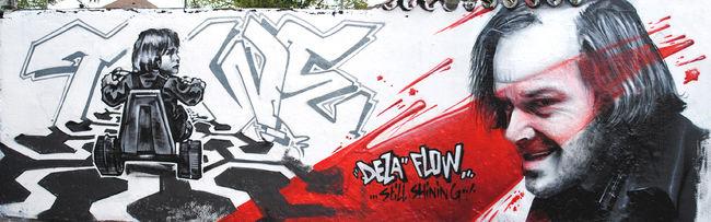 Big Walls By Flow, Deza - Bayonne (France)