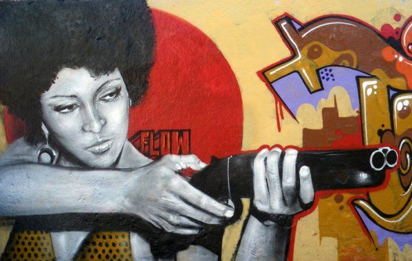 Characters By Flow - Bayonne (France)