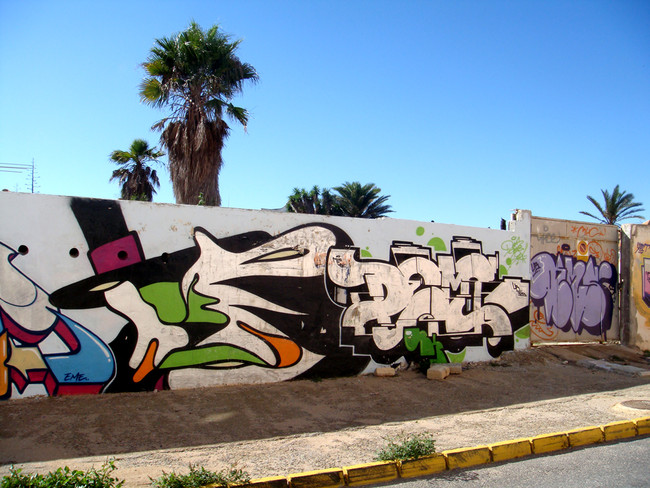 Characters By Sozy, Dems - Elx (Spain)