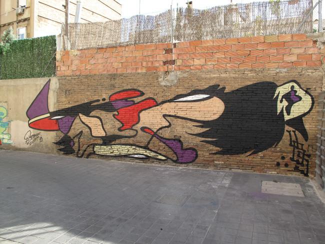 Personnages Par Sozy - Valence (Espagne)