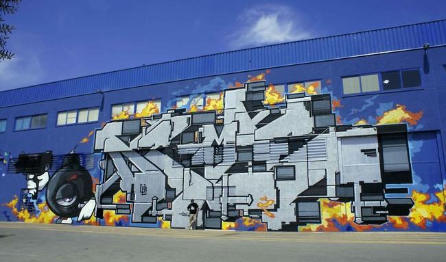 Piece By Dems - Elx (Spain)