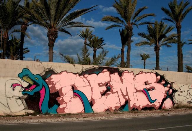 Piece Par Dems - Elx (Espagne)
