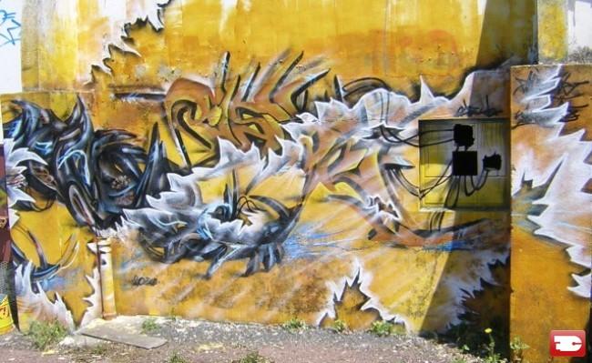 Piece Par Viper - Angouleme (France)