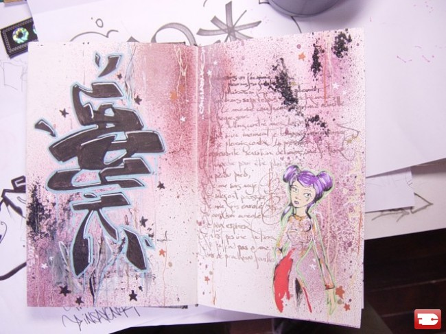 Sketch Par Lady.k - Lille (France)