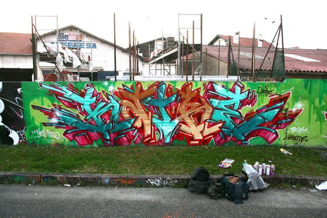 Piece Par Katre - Biarritz (France)