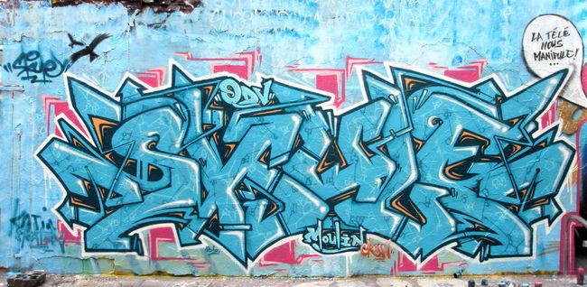 Piece Par Skule - Paris (France)