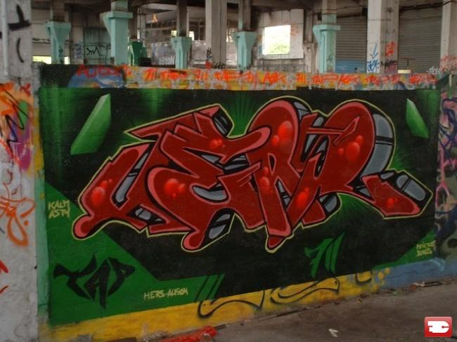 Piece Par Hers, Auson - Marseille (France)