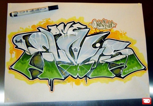 Sketch By Elvis - Lille (France)