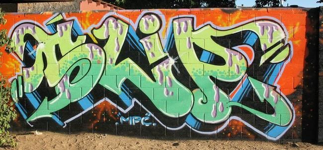 Piece By Slip - San Jose Alburquerque (Mexico)