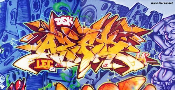 Fresques Par Azek - Toulouse (France)