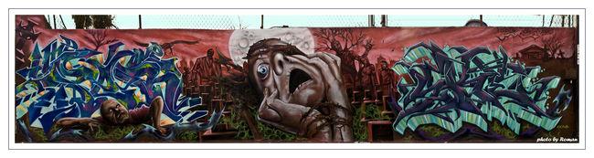 Fresques Par Per 1, Rek  - New York City (NY)