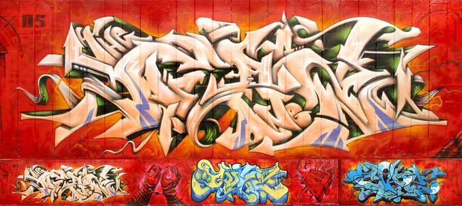 Piece By Eaz - New York City (NY)