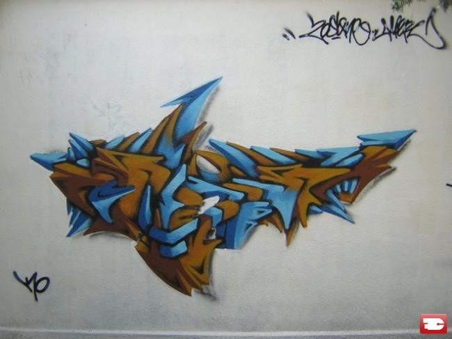 Piece Par Zos - Angouleme (France)