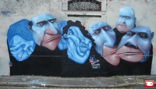 Personnages Par Ador - Nantes (France)