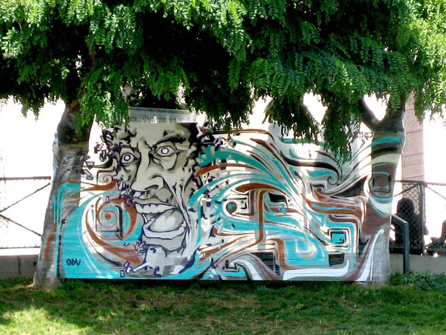 Characters By Astro, Kanos - Paris (France)