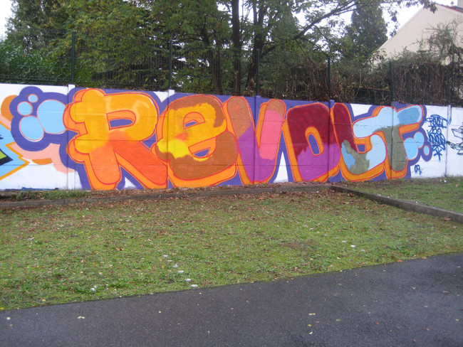 Piece Par Revolt - Bondy (France)
