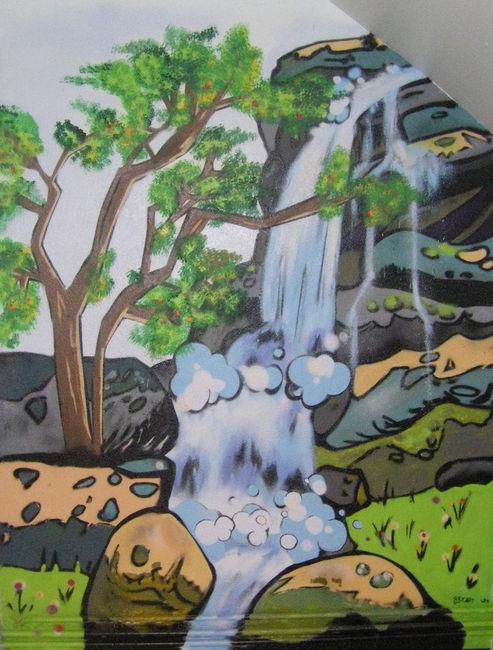 Fresques Par Soly.art - Nancy (France)