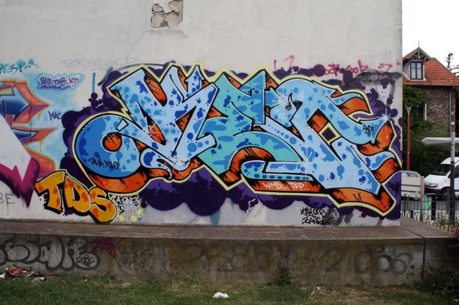 Piece By Ket - St.-Denis (France)